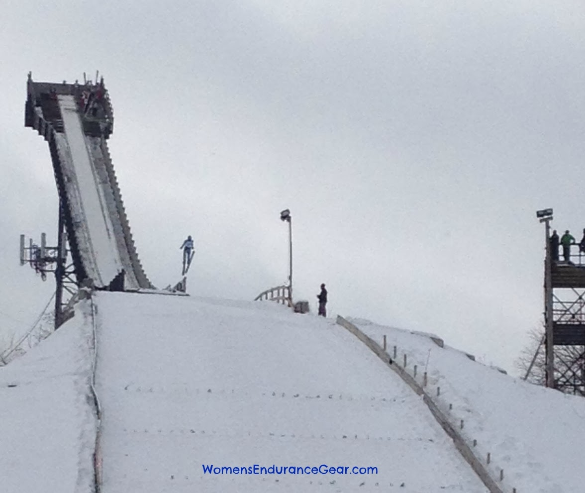 109 Annual Ski Jumping Tournament