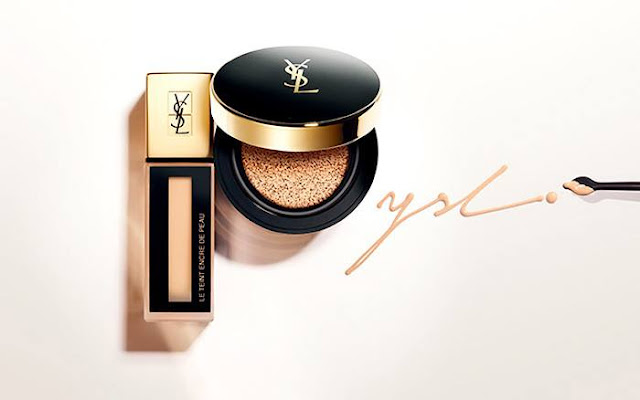 YSL Fusion Ink Foundation Cushion