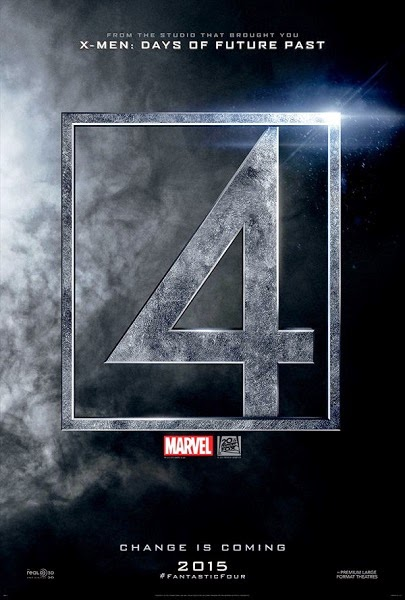 Film The Fantastic Four 2015 (Bioskop)