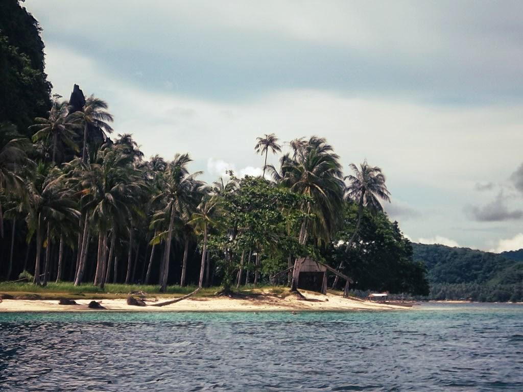 Pinagbuyutan Island El Nido