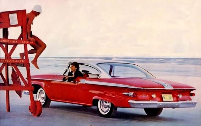 クライスラー・プリムス・フューリー 初代-2代目 | Chrysler Plymouth Fury (1959-61)