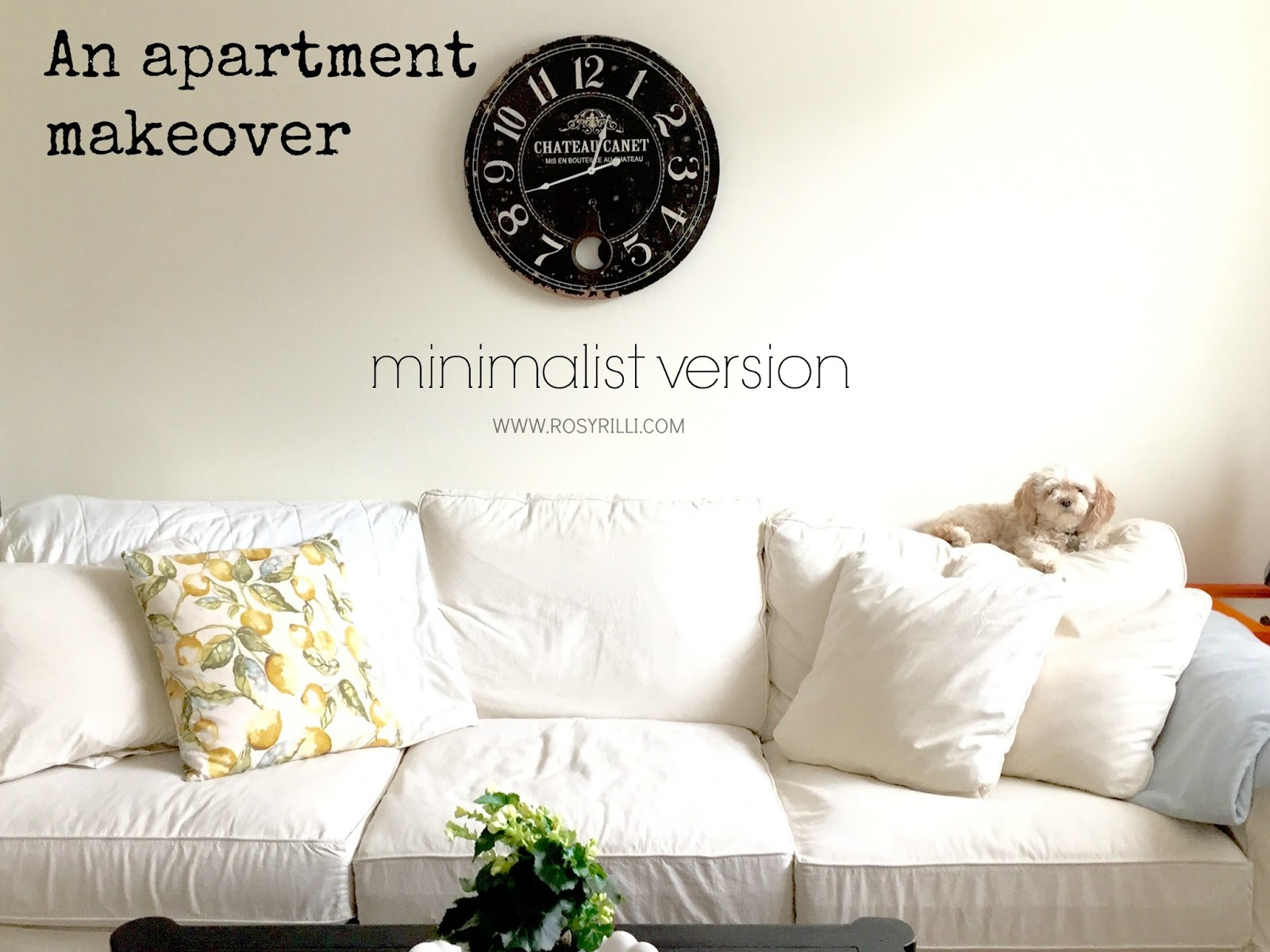ROSYRILLI.COM Apartment tour