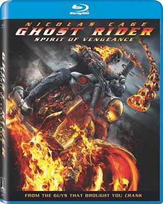 Ghost Rider 2 Spirit Of Vengence (2012) 720p BRRip 650MB subs español varios servidores