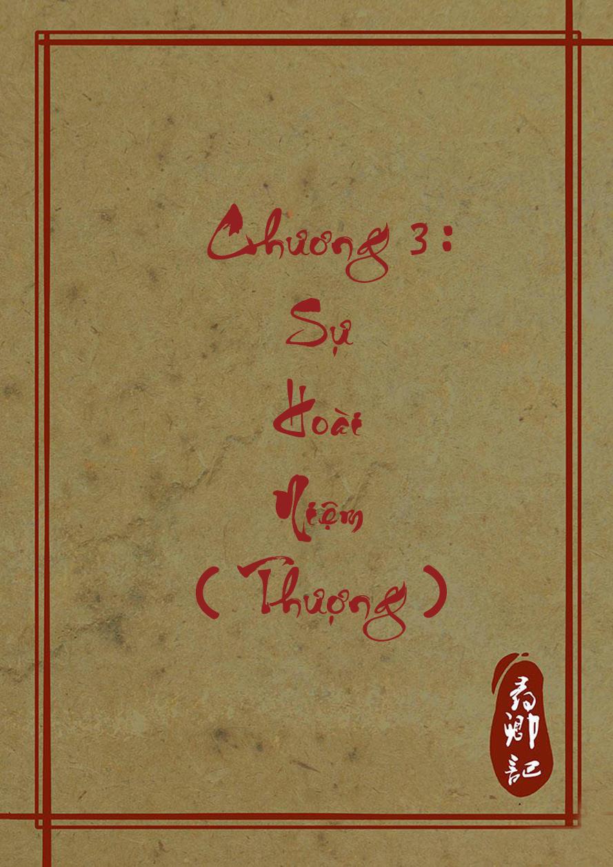 Tầm Khanh Kí – Chap 3.1