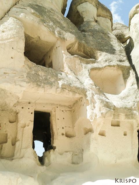 cuevas y viviendas de capadocia