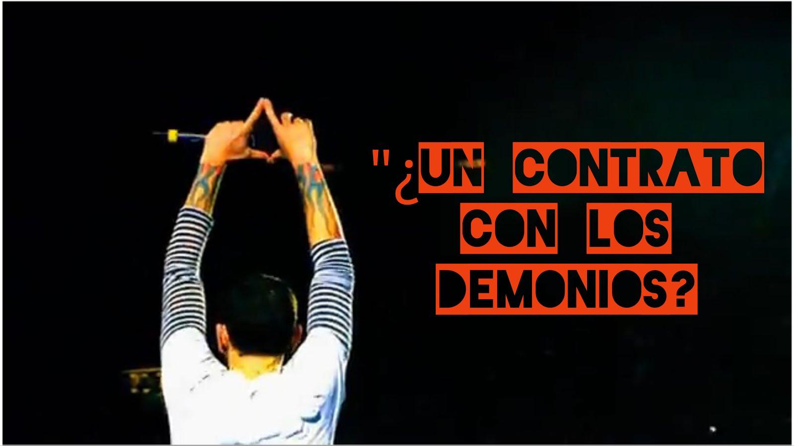 Linkin Park y Ocultismo