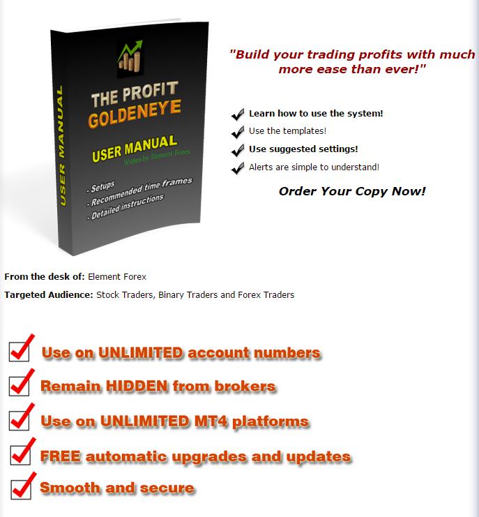 The profit goldeneye forex trading system