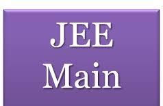 JEE Main 2016