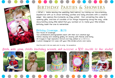 Winston Salem Birthday Party Photograher | Fantasy Photography, LLC
