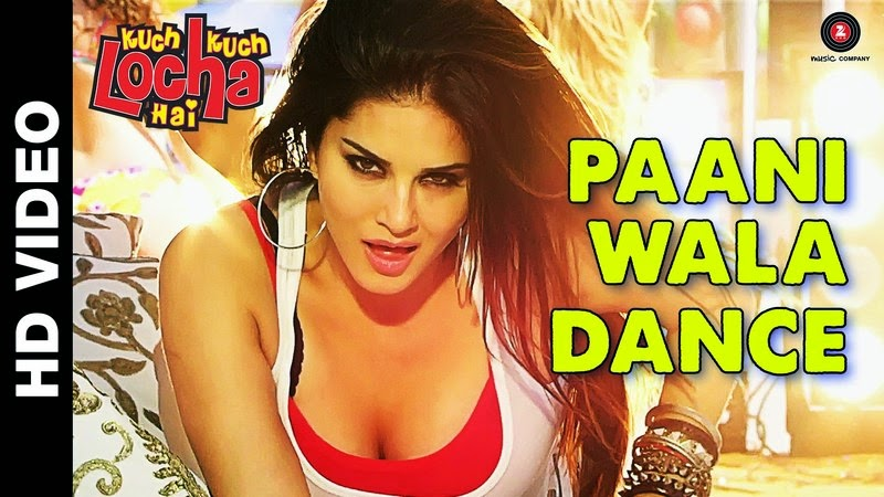 Paani Wala Dance MP3 Download, Lyric & HD Video  Kuch Kuch Locha Hai  Sunny Leone & Ram Kapoor