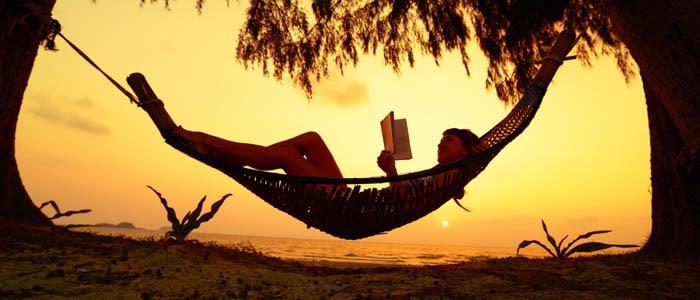 Libros y verano