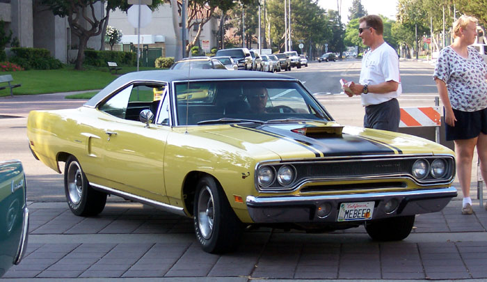 All About Muscle Car 1970 Road Runner The Real Muscle Car