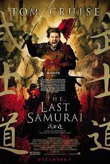 The Last Samurai starring Tom Cruise