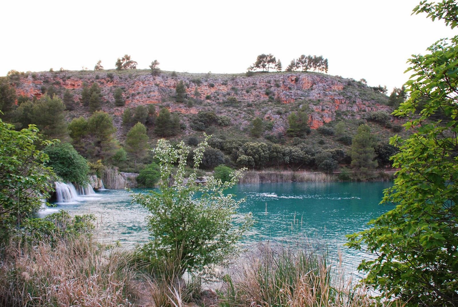 Laguna Batana, Lagunas de Ruidera