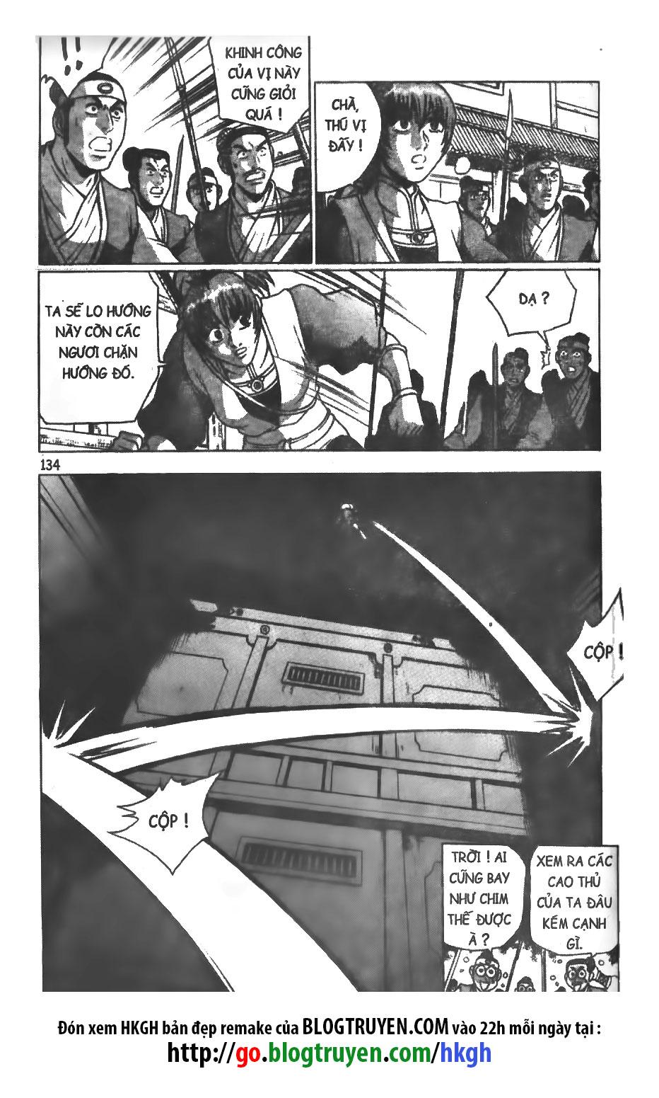 Hiệp Khách Giang Hồ chap 234 Trang 3 - Mangak.info