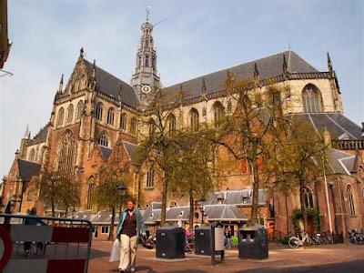 Iglesia de San Bavo de Haarlem