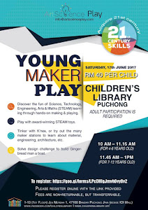 Young Maker Play: 17 June 2017