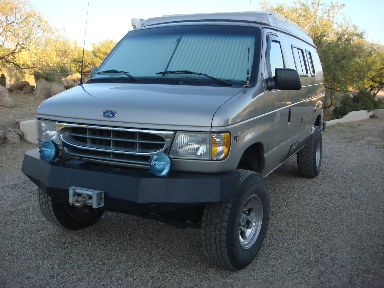 Ford 4x4 Sportsmobile For Sale