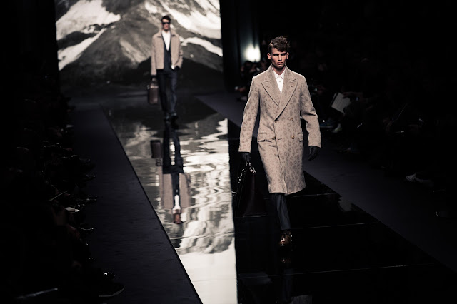 LOUIS VUITTON – Menswear Fall 2013