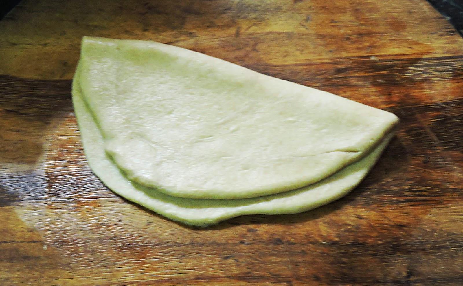how to make plain roti