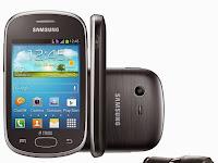 Samsung Galaxy Star Trios, Smartphone Android Dengan 3 Kartu SIM Harga 1,5 Juta