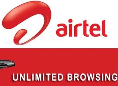 start airtel internet