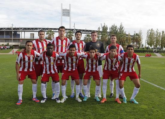 Noticias del Fútbol Almeriense: El Almería B golea al Sevilla At con ...