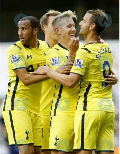 Tottenham News Shorts