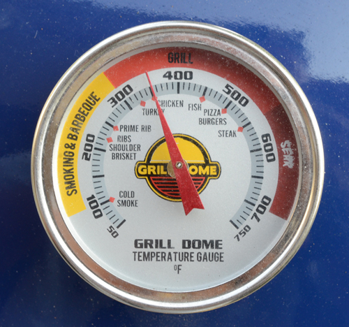 Grill Dome thermometer