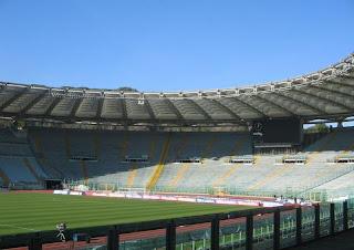 Sejarah Berdiri Stadion Olimpico Roma