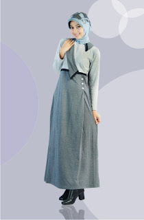 agen baju muslim shabrina collection Model Baju Muslim Modern Terbaru 2013