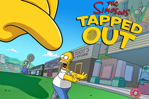 Screenshot The Simpsons ™: Tapped Out