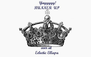 Eclectic Ellapu - Feeling Fruity Runner Up
