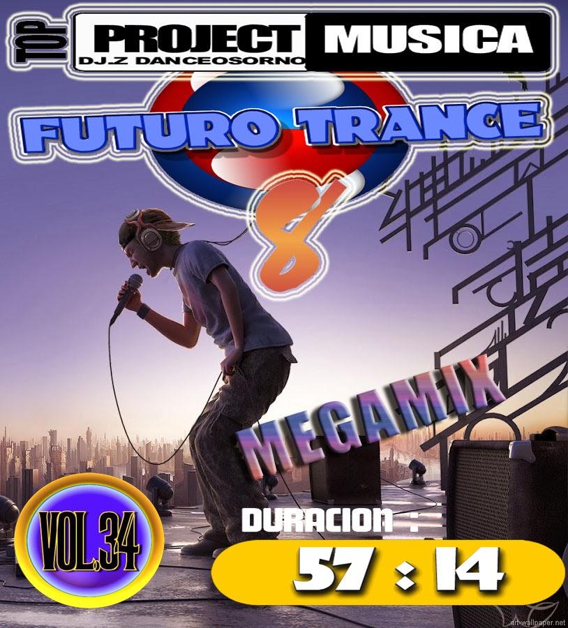 MEGAMIX - FUTURO TRANCE VOL.8