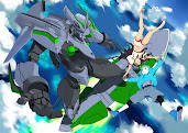 #26 Eureka Seven Wallpaper