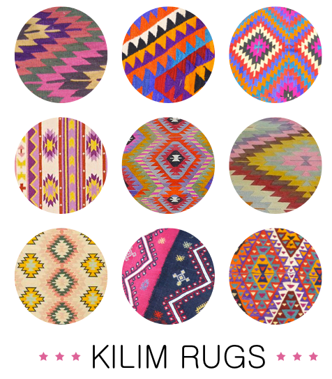 Where to Buy Rugs {Turkish Kilim}
