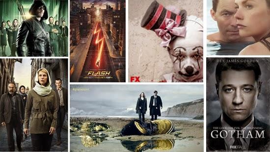 October 2014 TV Highlights