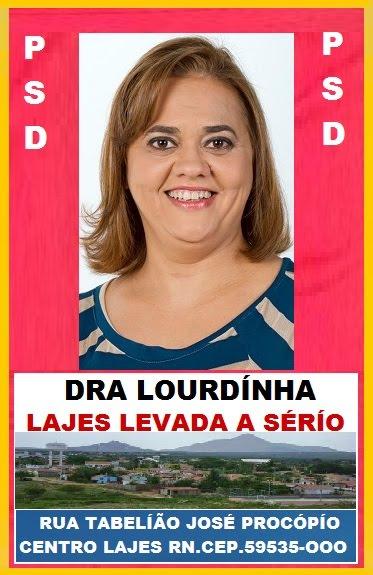 DRA LOURDINHA ARRUDA LAJES RN