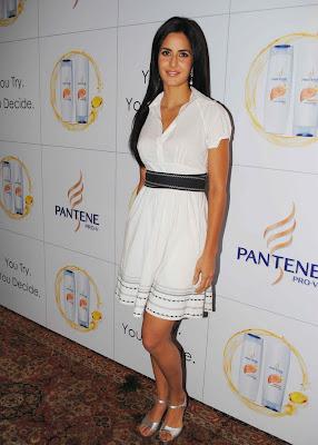 katrina kaif pantene new ambassador pics
