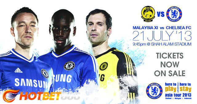 Prediksi Skor Bola Malaysia XI vs Chelsea FC 21 Juli 2013 Friendly ...