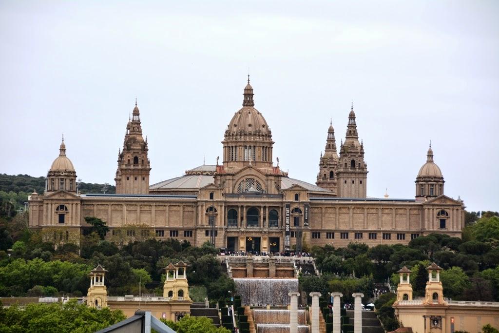 Arenas de Barcelona Palau National