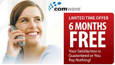 Comwave Unlimited Calls
