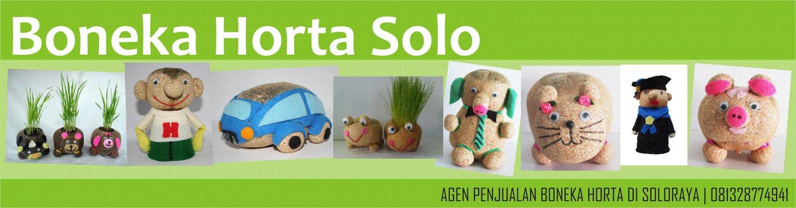 Boneka Horta Solo