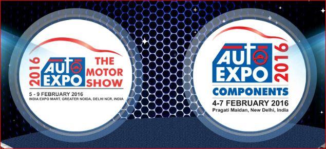 2016 Auto Expo dates