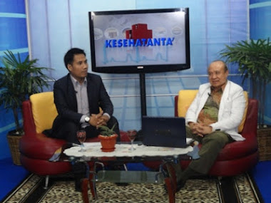 """Program """"KESEHATAN'TA"""" Makassar TV"""