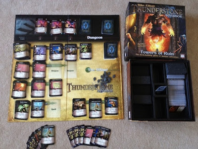 playing Thunderstone Advance