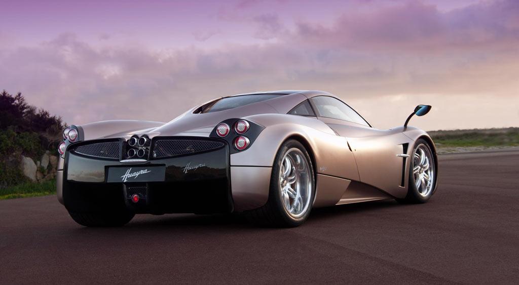 Sport Cars 2012 Pagani Huayra