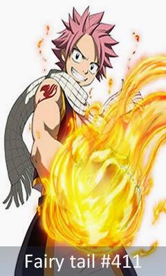 Leer Fairy Tail Manga 411 Online Gratis HQ