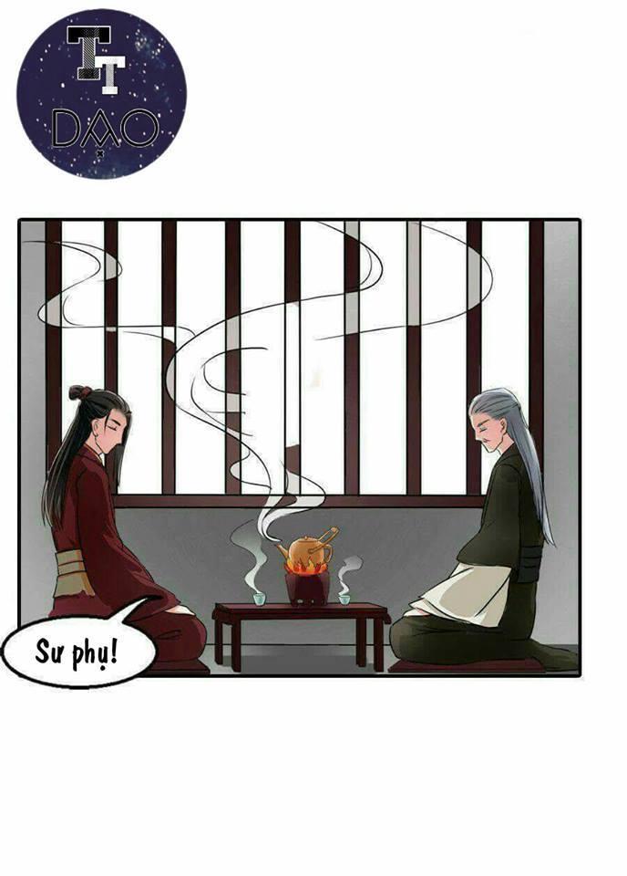 Hoàng Thái Tử, Xin Nhận Nuôi Em! Chap 21