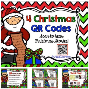 http://www.teacherspayteachers.com/Product/QR-Codes-4-Christmas-Stories-1559774